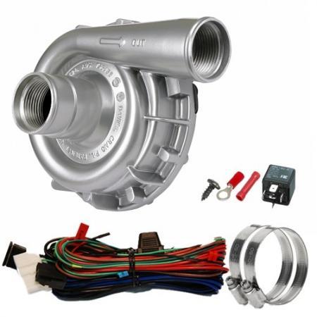 Elektrische Wasserpumpe EWP115 24V Aluminum  Davies Craig