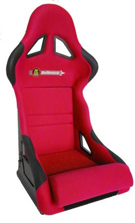 Beltenick® Rennsitz Expert  Farbe: rot