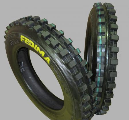 Fedima CRM 10/58-14   - 145/65R14 - 2 Reihen (Spur)