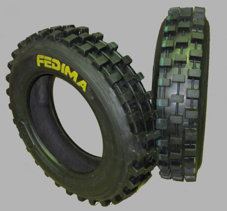 Fedima CRM 11/64-14   - 155/80R14 - 3 Reihen