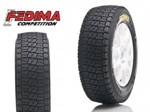 Fedima Rallye F4 Competition (Michelin M41 casing) 14/62 -15 84T S1 soft