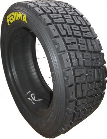 Fedima Rallye F5 16/62-15 (asymmetrisch)  (michelin casing)   - 175/65R15 SX soft