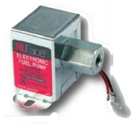 Facet Solid State Kraftstoffpumpe elekrisch Vergaser 0,21 bar 76 ltr./h