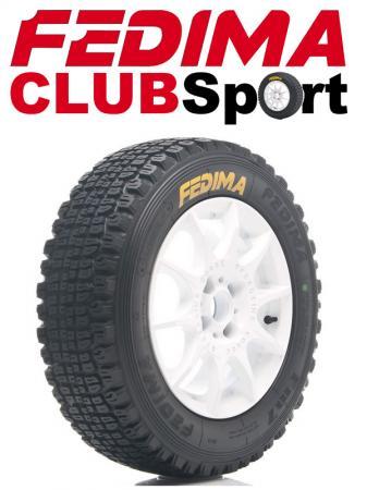 Fedima Rallye FM7 Clubsport  175/65R15 84T M+S S3 medium/hart
