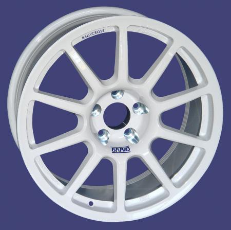 Fullrace A Rallycross 8Jx18 nach Kundenspezifikation