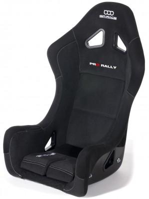 GP Rennsitz Pro Rally Farbe: schwarz FIA 8855-1999