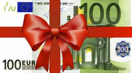 Geschenkgutschein Gutscheinwert: 100.- €