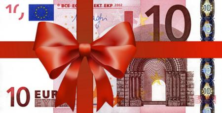 Geschenkgutschein Gutscheinwert: 10.- €