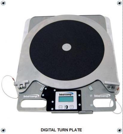 Digitale Drehplatten  Intercomp