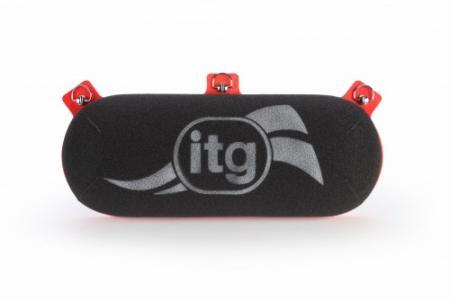 ITG JC 40 Filterelemet domed passend für zwei Vergaser