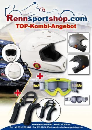 FIA Offroad Komplettangebot Beltenick® Kombi Angebot Stand 21 FHR System Club