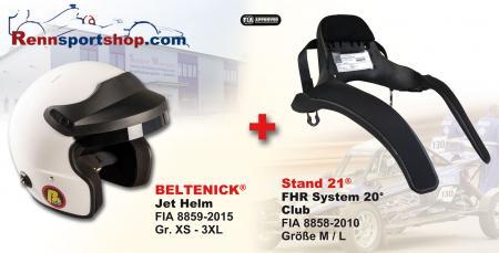 Hans Komplettangebot Open Face  Beltenick® Kombi Angebot FHR System