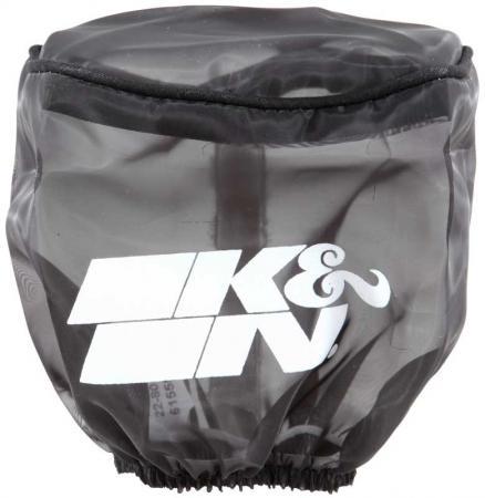 K&N Universalluftfilter Filterschutzhülle Durchmesser: 114mm, 102mm lang