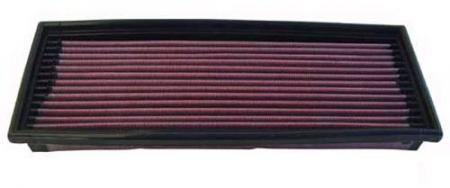 K&N Plattenfilter Golf II klein
