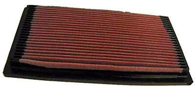 K&N Plattenfilter Golf II groß