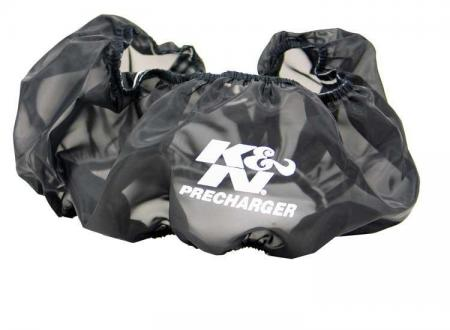 K&N Precharger  D356x102 hoch