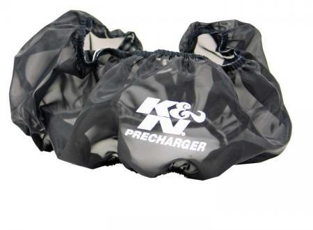 K&N Precharger  D356x127 hoch