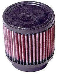 K&N Universalluftfilter, 76mm Flansch  Rund Zylindrisch, 114x114 102lg
