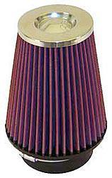K&N Universalluftfilter, 102mm Flansch Konische Rundform, 152x102 178lg