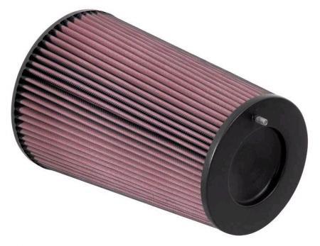 K&N Universalluftfilter, 102mm Flansch Konische Rundform, 203x168 305lg