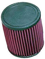 K&N Universalluftfilter, 62mm Flansch Rund Zylindrisch, 114x114 102lg