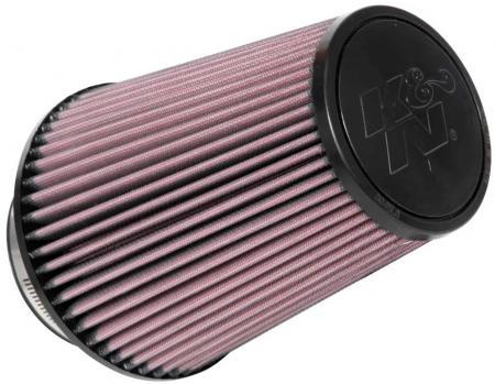 K&N Universalluftfilter, 102mm Flansch  Konische Rundform, 165x114 203lg