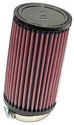 K&N Universalluftfilter, 70mm Flansch Rund Zylindrisch, 102x102 178lg