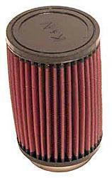 K&N Universalluftfilter, 73mm Flansch  Rund Zylindrisch, 102x102 152lg