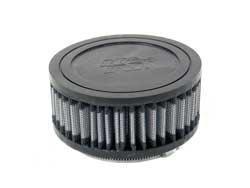 K&N Universalluftfilter, 67mm Flansch  Rund Zylindrisch, 114x114 51lg