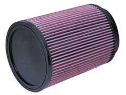 K&N Universalluftfilter, 127mm Flansch  Rund Zylindrisch, 172x172 228lg