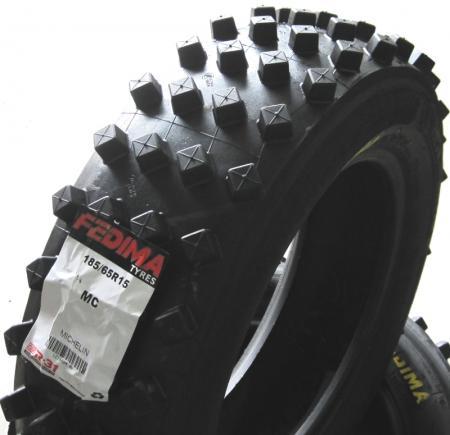 Fedima MC Sandcross 17/60-14   - 165/65R14 - 4 Reihen