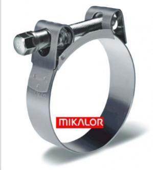 Mikalor Schelle aufklappbar Supra W4  Spannbereich 23-25mm 18mm breit
