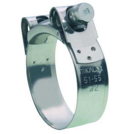 Mikalor Schelle aufklappbar Supra W2  Spannbereich 55-59mm 20mm breit