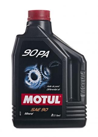 Getriebeöl Motul 90PA (2 ltr. Dose) Mineralisches Spezialhypoidgetriebeöl