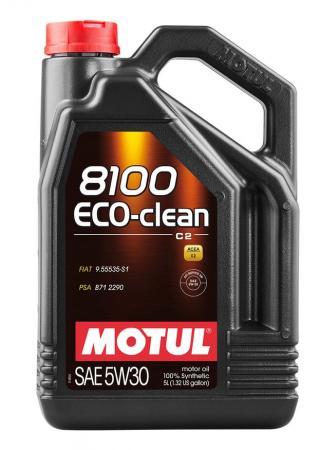 Motorenöl Motul 8100 Eco Energy 5W30 (Kanister 5 liter)