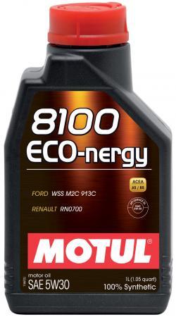 Motorenöl Motul 8100 Eco Energy 5W30 (Karton 12 liter)