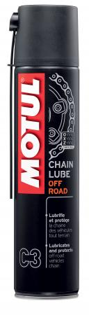 Motul C3 Chain Lube Off Road Kettenspray  400 ml