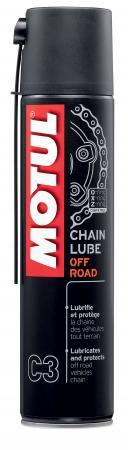 Motul C3 Chain Lube Off Road 400 ml