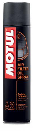 Motul A2 Filteröl Spray  400 ml