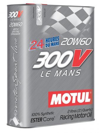 Motorenöl Motul 300V LE Mans 20W60 Vollsynsthetisch 2 ltr. Dose