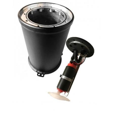 Catchtank mit Pumpe (340 l/h)  2 Liter OBP