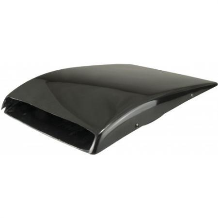 GFK Dachbelüftung, Dachhutze Kunststoff schwarz
