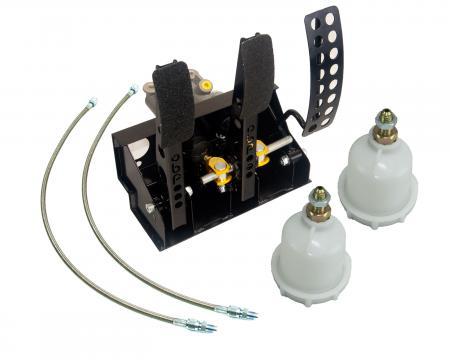 Kitcar Box Universal Seilzugkupplung incl Zylinder Waagebaken Behältern und Füllschlauch
