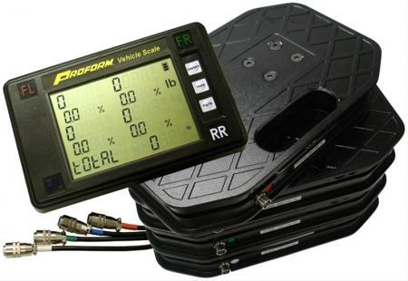 Proform Radlastwaage PFM67650   - 2250kg