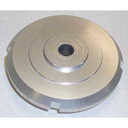 Federteller oben  passend für 57mm / 60mm Rennsportfedern