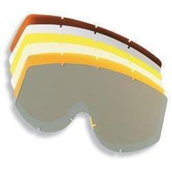 Ersatzscheibe RNR XXL WVS gelb für Colossus XXL Brillen