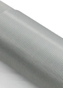 Reiger Aufpreis  Aluminium Dämpferrohr