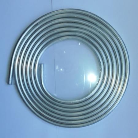 4m Löschleitung für RS4AFF Löschanlage   Aluminium Ausendurchmesser 8mm