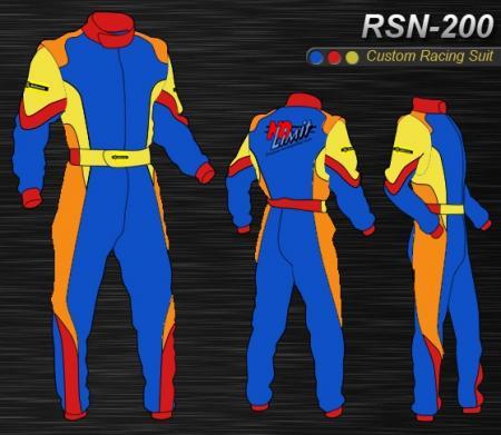 Rennoverall Beltenick® RSN200 Custom Design