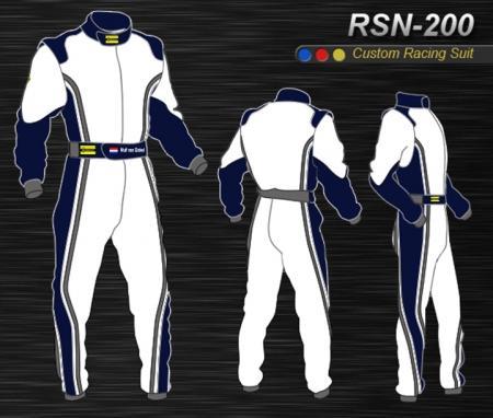 Rennoverall Beltenick® RSN500B1   Custom Design
